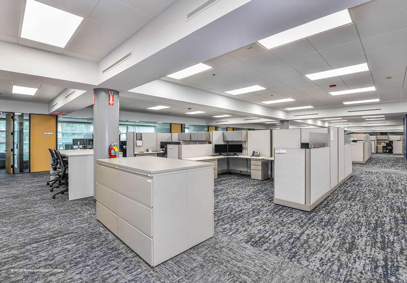 ARCO Murray completes interior renovations for AAR