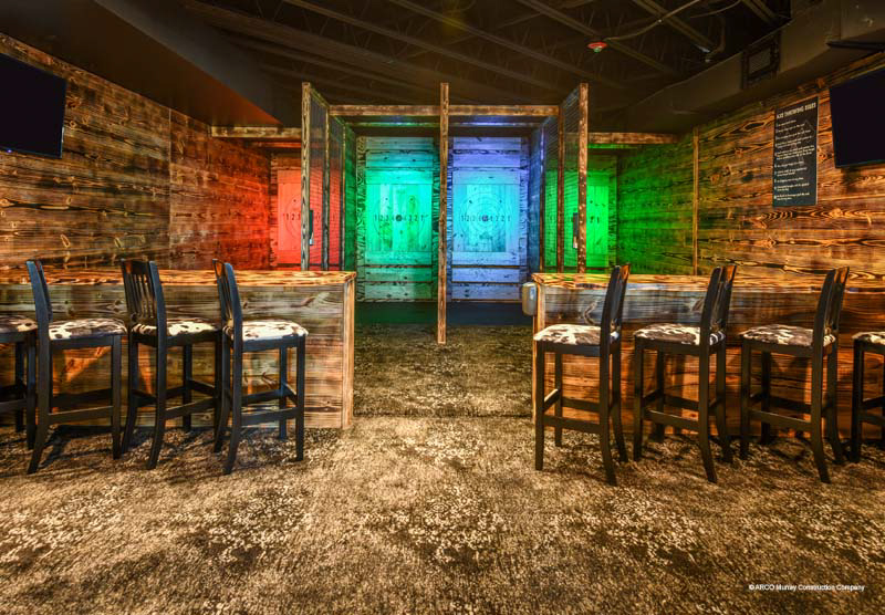 ARCO Murray completed the Keg Social, which is a 46,272 SF entertainment facility in Orlando.