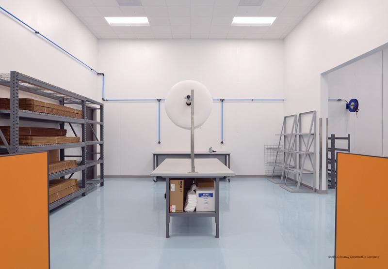 MicroLumen Clean Room