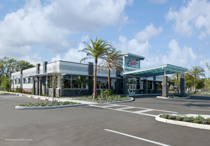ARCO Murray recently completed TFHC Nebraska Ave.