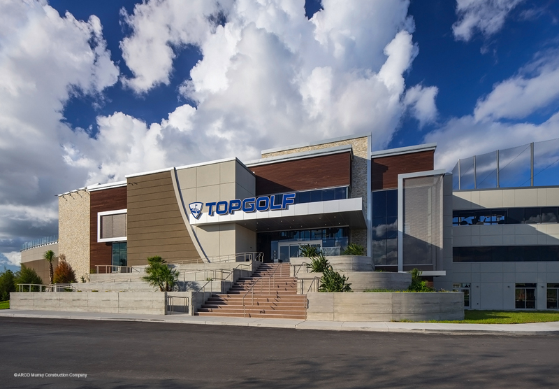 Topgolf Orlando 1