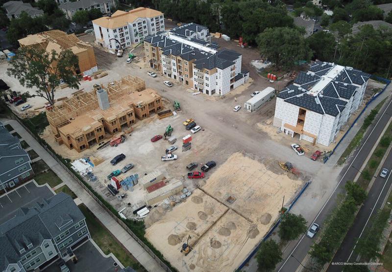 Urban Village Progress 1